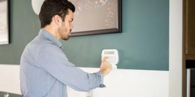 3 Reasons to Install a Home Security System , Sharonville, Ohio