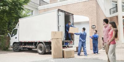 Why It's Better to Hire Professional Movers, Cincinnati, Ohio
