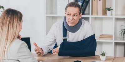 4 Types of Personal Injury Damages, West Chester, Ohio