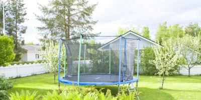 Who Is Responsible for Trampoline Injuries? , Dayton, Ohio