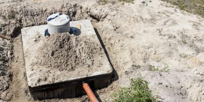 Why Septic Tank Installations Are Better for Sewage Disposal Than Cesspools, Cleveland, Georgia