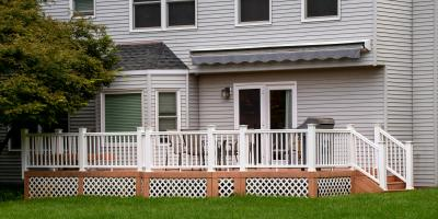 Why Vinyl Is a Fantastic Material for Railing Installations, Cincinnati, Ohio