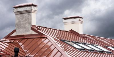 4 FAQ About Metal Roofs, Jenks, Oklahoma