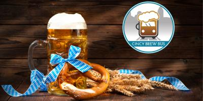 10% Off Oktoberfest Craft Brewery Tasting Tour, Cincinnati, Ohio