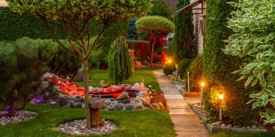 Why Hire an Electrician During Landscape Renovations?, Old Lyme, Connecticut
