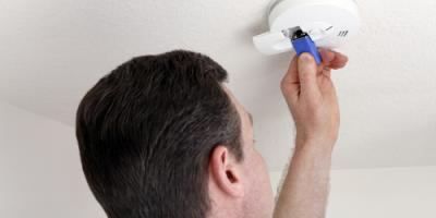 Daylight Savings Is the Perfect Time to Change Smoke Detector Batteries, Old Lyme, Connecticut