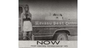 Havasu Pest Control Celebrates 45 Years With Chamber of Commerce, Lake Havasu City, Arizona