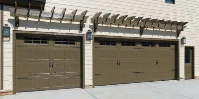 Experts Explain the Life Span & Useful Range of Automatic Garage Door Openers, Olive Branch, Mississippi