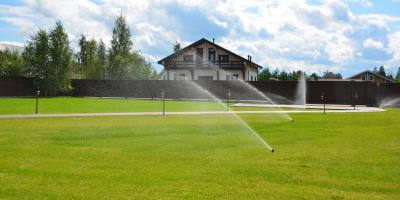 Making Your Home More Marketable With Lawn Sprinklers, Chalco, Nebraska