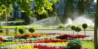 Essential Benefits of Installing a Sprinkler System for Your Garden, Chalco, Nebraska