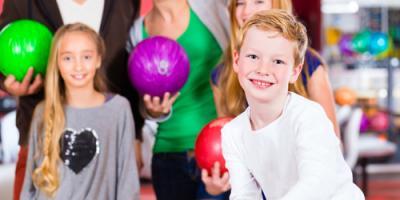 3 Fun Bowling Games for Children, Onalaska, Wisconsin