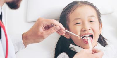 A Guide to Children's Toothaches, Onalaska, Wisconsin