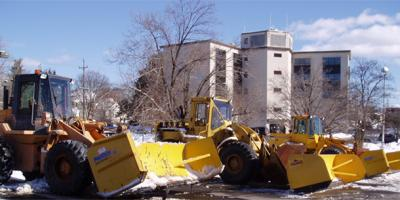 Need Your Landscaping Cleared? Call Mahopac's Commercial Snow Removal Services , Carmel, New York