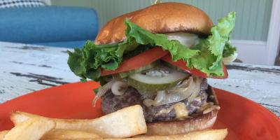 5 Tips to Make Your Burger Healthier When Dining Out, Orange Beach, Alabama