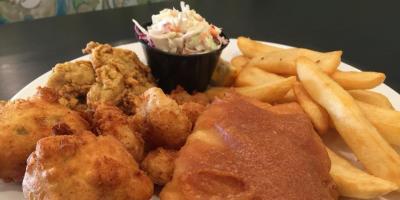 5 Great Seafood & Wine Pairings, Orange Beach, Alabama