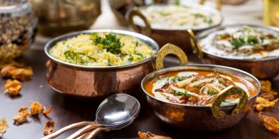 The Do's & Don'ts of Indian Restaurant Table Manners, Orange, Connecticut