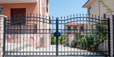 4 Benefits of Ornamental Steel Fences, Deep River, North Carolina