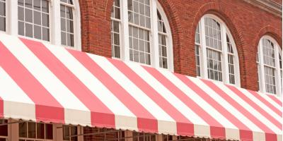 4 Commercial Benefits of Adding an Outdoor Awning, Lexington-Fayette, Kentucky