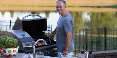 Do's and Don'ts of Designing Outdoor Kitchens, Clearwater, Minnesota