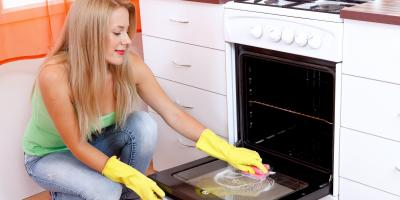 How to Keep Your Stove & Oven Clean, North Gates, New York