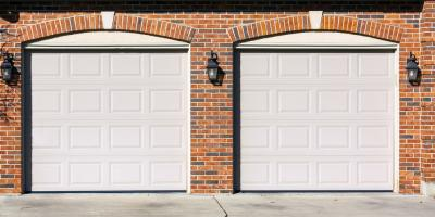 3 Reasons to Choose an Overhead Door for Your Garage, Rochester, New York
