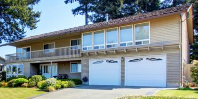 How to Increase Your Home's Curb Appeal by Replacing the Overhead Garage Door, Concord, Missouri