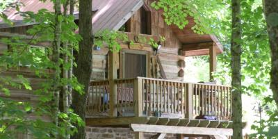 Why Stay at a Bed & Breakfast?, Huntersville, West Virginia