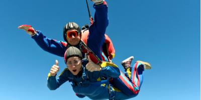 What Is Tandem Skydiving?, Waialua, Hawaii