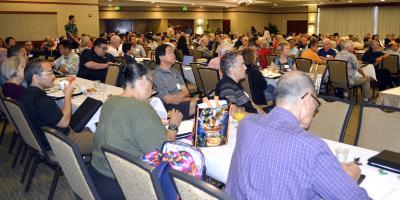 "Hawaiiana Hosts ""Standing Room Only"" Seminar for Association Board Members, Honolulu, Hawaii"