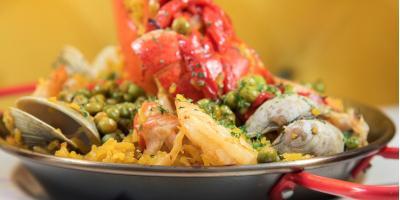3 Tips to Create a Healthy Paella, Manhattan, New York