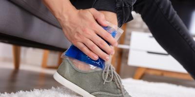 5 Possible Causes of Swollen Feet & Ankles, Grapevine, Texas