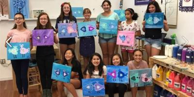 5 Reasons to Choose a Paint Party for Your Child's Next Birthday, La Grange, New York