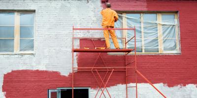 How Temperature & Humidity Affect Paint, Wentzville, Missouri