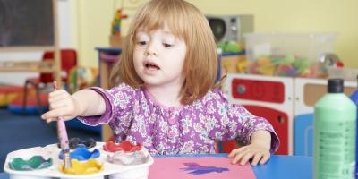 4 Reasons to Encourage Your Child to Paint, Keller, Texas