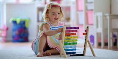 A Guide to Introducing Math Concepts to Your Toddler, Fremont, California