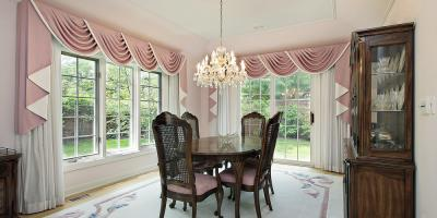 Window Coverings: The Differences Between Curtains & Draperies, Palmer, Alaska