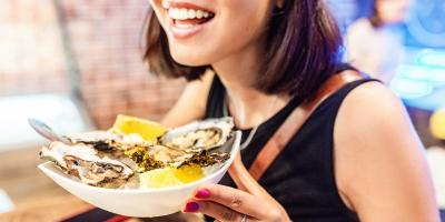 Can Vegans and Vegetarians Eat Raw Oysters?, Gulf Shores, Alabama