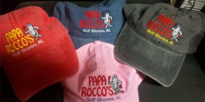 3 Fantastic Souvenirs You Can Bring Home From Papa Rocco's Oyster Bar, Gulf Shores, Alabama
