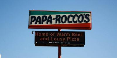 Here's Why Papa Rocco's Is the Best Restaurant for Dinner in the Winter, Gulf Shores, Alabama