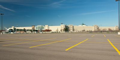 4 Reasons to Take Care of a Parking Lot, Port Jervis, New York