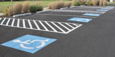 3 Tips for Maintaining an Asphalt Parking Lot, Union, Missouri