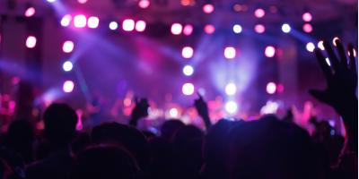 How to Enhance Your Event With LED Lighting, Bellbrook, Ohio