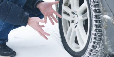 Understanding Flat Tires in Winter, Paterson, New Jersey