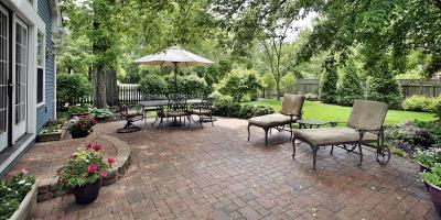 3 Common Patio Materials, Long Valley, New Jersey