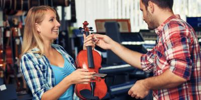 Why You Should Purchase a Musical Instrument From a Pawn Shop, Ewa, Hawaii