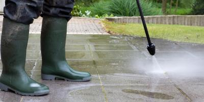 Why Businesses Should Schedule Regular Power Washing Service, Ewa, Hawaii