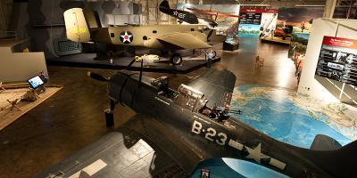 Pacific Aviation Museum Pearl Harbor Displays Rare B5N Japanese Torpedo Plane, Ewa, Hawaii