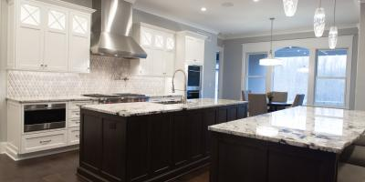 Granite vs. Marble: Which Is Right for My Kitchen Countertops?, Webster, New York