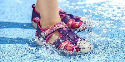 Introducing Pediped®'s Adventure Line of Toddler Shoes, Enterprise, Nevada