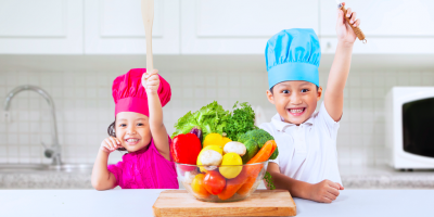 Here's How to Get Your Kids Into Healthy Snacks, Honolulu, Hawaii